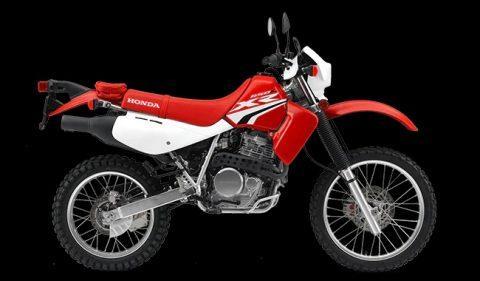 Honda XR650L, 2021