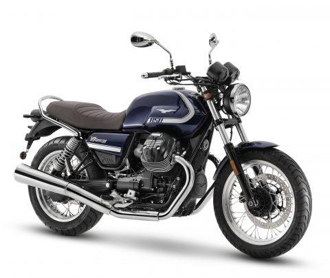 Moto Guzzi Yeni 2021 V7'Yi Duyurdu