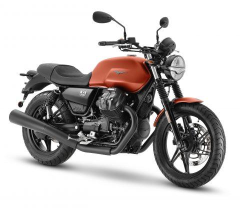 2021 Moto Guzzi V7 Fotoğraf Galerisi