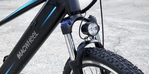Macwheel Wrangler 600 e-bisiklet incelemesi: 850 dolara iyi bir elektrikli dağ bisikleti alabilir misiniz?
