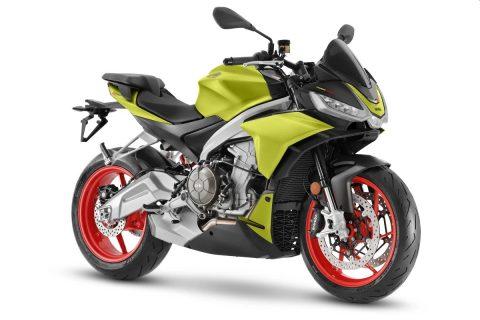 Aprilia 2021 Tuono 660 naked sportbike