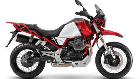Moto Guzzi V85 TT 2021