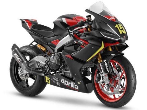 2021 Aprilia RS 660 Trofeo