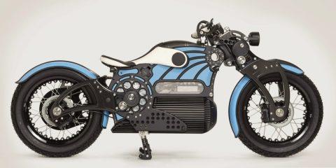 Amerika'nın ilk kruvazör elektrikli motosikleti satışa çıktı, ancak ucuz değil