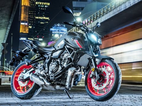 2022, Yamaha YZF-R7