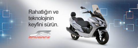Daelim S3 Advance / ABS