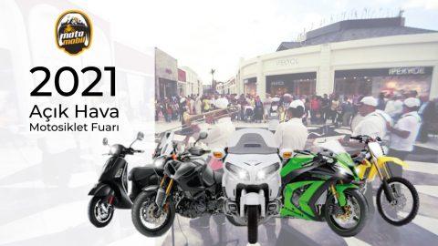 2021 Açık Hava Motosiklet Fuarı
