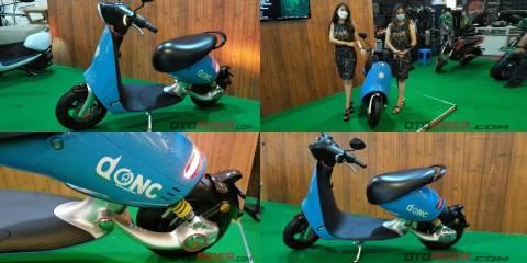 Benelli, 'Dong' adlı yeni elektrikli scooter'ı piyasaya sürdü