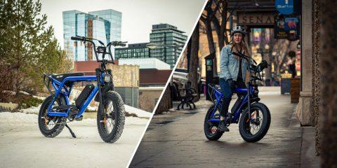Biktrix, 100 mil menzilli yenilikçi 'Moto' elektrikli moped tarzı e-bisikleti piyasaya sürdü