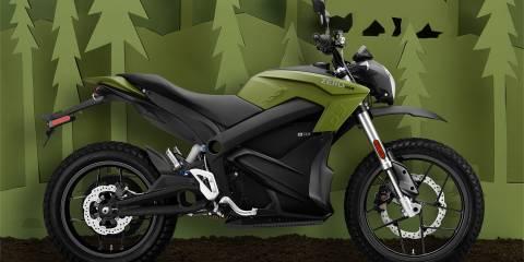 Zero, 15'inci yıl dönümü kutlamaları için özel üretim DSR elektrikli motosikleti piyasaya sürdü