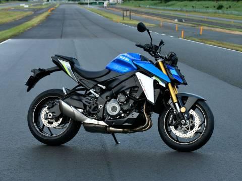 2022 Suzuki GSX-S1000: Specs, Photos, Features