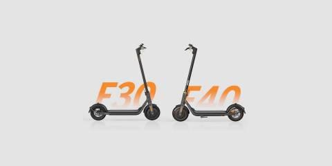 Elektrikli scooter devi Ninebot, iki uygun fiyatlı e-scooter modeli yayınladı