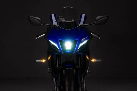 2022 Yamaha R7, Foto Galeri
