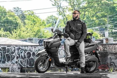 2022 Yamaha BWs 125