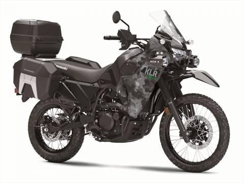 2022 Kawasaki KLR650 Hakkında 14 Kısa Bilgi