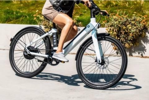 Bird, yani scooter şirketi, kendi e-bisikletini piyasaya sürüyor