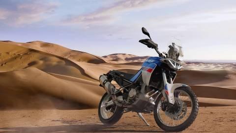 Aprilia, yeni Tuareg 660 ortasıklet macera modeli