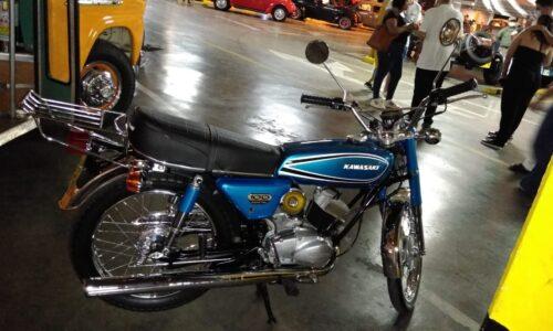 Kawasaki 100 G 7 T 1974-2