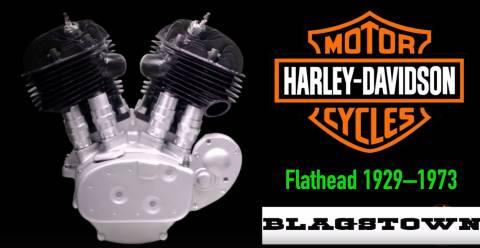 Harley-Davidson Motor Sesi 1903 - 2020