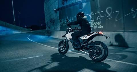 Zero FXE elektrikli motosiklet inceleme