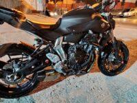 2015 Yamaha MT