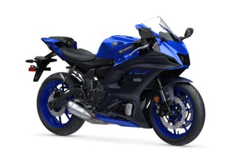 2022 Yamaha YZF-R7 Teknik Özellikleri