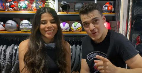 Yeni Youtube Kanalı Önerisi - Motosikletli Çift